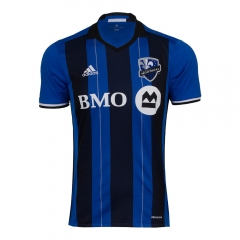 2018 Montreal Impact Home Soccer Jersey Shirt