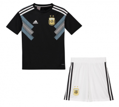 2018 Youth Argentina Away Soccer Kit