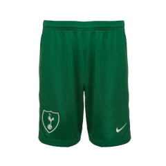 Tottenham Hotspur Green Goalkeeper Short Pants 2018