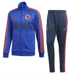 Colombia Blue N98 Jacket Suit 2018