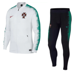 Portugal White N98 Training Suit 2018