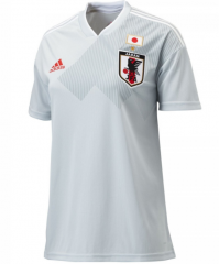 2018 World Cup Japan Away Gray Women's Soccer Shirt