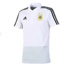Argentina White World Cup 2018 Polo