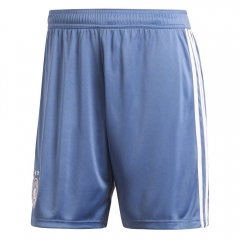 Germany Blue Goalkeeper Short Pants 2018