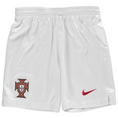 2018 Men's Portugal Away White Short