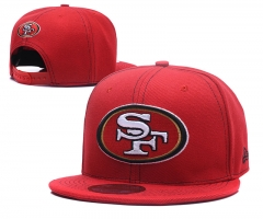 NFL Mens San Francisco Draft Cap