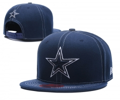 New Era Dallas Cowboys 2018 NFL Draft Fitted Hat