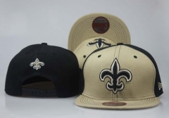 New Orleans Saints NFL Fitted Cap