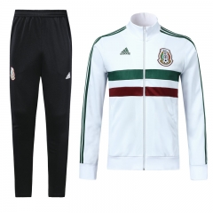 Mexico White N98 Jacket Suit 2018