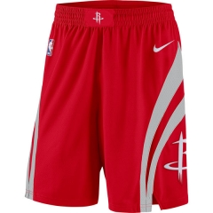 Houston rockets Icon Swingman Short - Red/Black