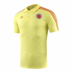 Colombia Yellow World Cup 2018 Polo