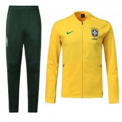 Brazil Yellow N98 Jacket Suit 2018