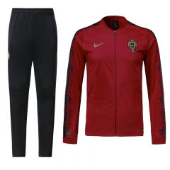 Portugal Red N98 Jacket Suit 2018