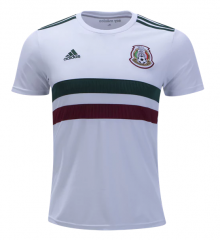 Player Version 2018 Mexico Away Soccer Jersey Shirts
