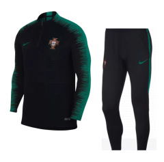Youth Portugal Black World Cup 2018 Training Suit