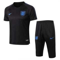 England Black Short Training Suit 2018