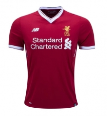 Adult Liverpool FC Home Red Jersey Fans version  17/18