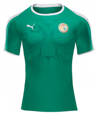 2018 Senegal Home Soccer Jersey Shirts