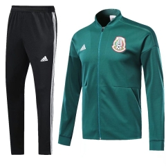 Mexico Green N98 Jacket Suit 2018