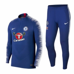 Chelsea Blue Training Suit 2018