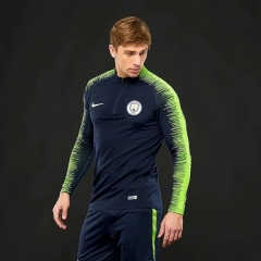 Manchester City Borland Training Suit 2018