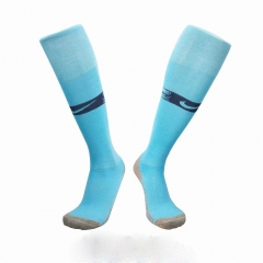 2018-2019 Holland Away Blue Soccer Sock
