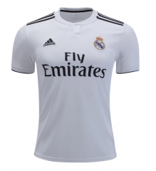 2018-2019 Real Madrid Home Soccer Jersey Shirts [CG0561]