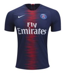 2018-2019 Paris Home Soccer Jersey Shirts