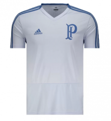 2018 Palmeiras White Training Short Shirt Jersey