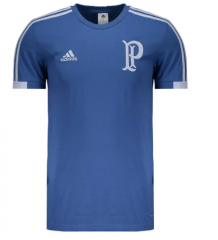 2018 Palmeiras Blue Training Short Shirt Jersey