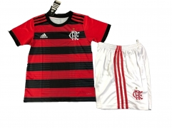 2018 Youth Flamengo Home Soccer Uniform