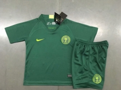 2018 Youth Nigeria Away Soccer Kit