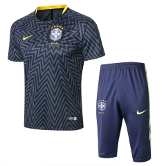 Brazil Borland Short Training Suit 2018