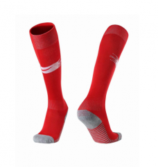 2018-2019 Turkey Home Red Soccer Sock