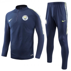 Youth Manchester City Borland Training Suit 2018-2019