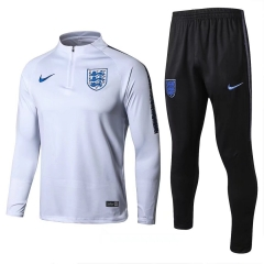 Youth England White Training Suit 2018