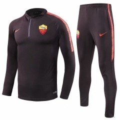 Roma Brown Training Suit 2018-2019
