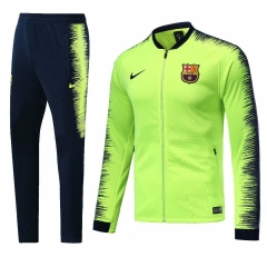 Barcelona Green N98 Jacket Suit 2018