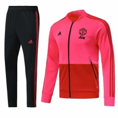 Manchester United Red N98 Jacket Suit 2018