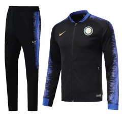 Inter Milan Black N98 Jacket Suit 2018