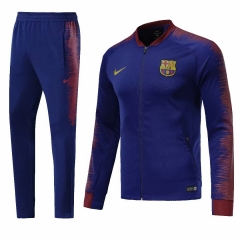 Barcelona Blue N98 Jacket Suit 2018