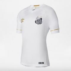 2018-2019 Santos FC Home Soccer Jersey