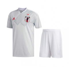 Japan Away Uniform 2018-2019 ,Jersey+Shorts
