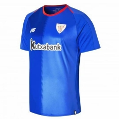 2018-2019 Athletic Bilbao Away Soccer Jersey