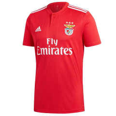 2018-2019 Benfica Home Soccer Jersey