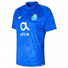 2018-2019 Porto Third Away Jersey Shirt