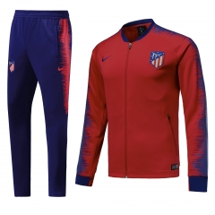 Atletico Madrid Red N98 Jacket Suit 2018