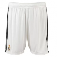 2018-2019 Men's Real Madrid Home Shorts [Player Version]