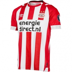 2018-2019 PSV Eindhoven Home Soccer Jersey Shirt