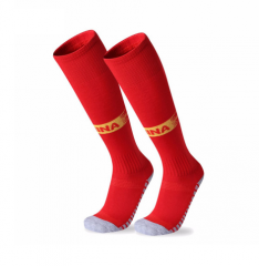2018-2019 China Home Red Soccer Sock